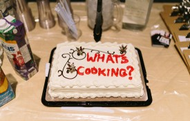 What's cooking 2014-2