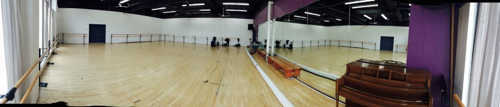 GWDC Rehearsal Space